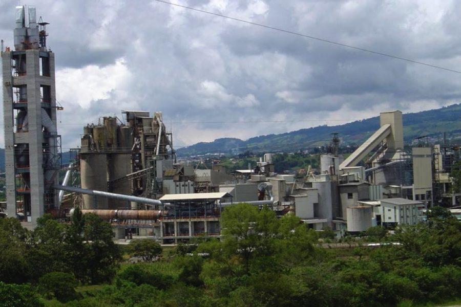 Planta de Cemento Caracoli Cemex